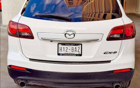 Vendo un carro Mazda CX-9 2014 excelente, llámama para verlo