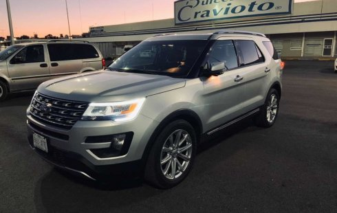 Ford Explorer 2016 barato en Hidalgo