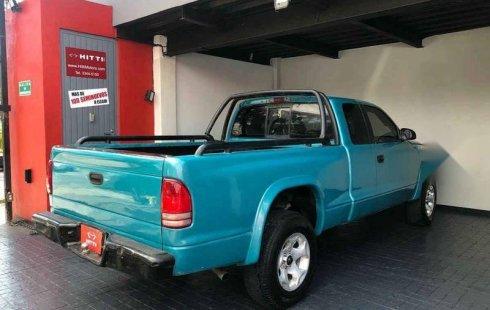 Tengo que vender mi querido Dodge Dakota 1997