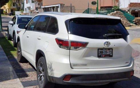 Toyota Highlander Automático