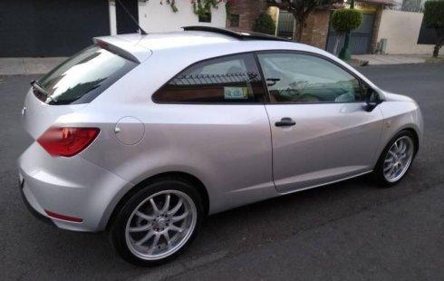 Quiero vender urgentemente mi auto Seat Ibiza 2013 muy bien estado