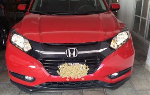 Honda HR-V 2017 Rojo
