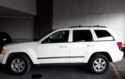 Grand Cherokee Laredo, 2010. 81,000kms. UNICO DUEÑO, TODO PAGADO