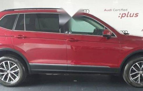 Volkswagen Tiguan 2018 barato en Atizapán de Zaragoza