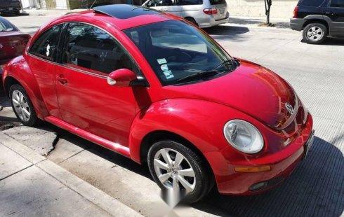 Llámame inmediatamente para poseer excelente un Volkswagen Beetle 2011 Automático