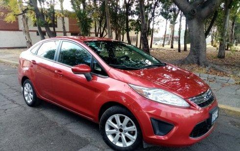 En venta carro Ford Fiesta 2011 en excelente estado