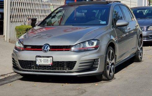 Se vende un Volkswagen GTI de segunda mano