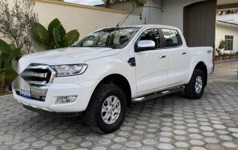 Ford Ranger impecable en San Gregorio Atzompa