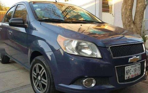 Chevrolet Aveo 2012 impecable