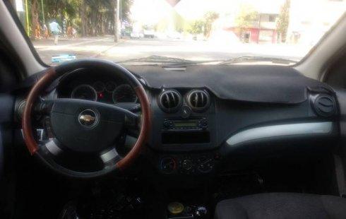 Quiero vender inmediatamente mi auto Chevrolet Aveo 2013 muy bien cuidado