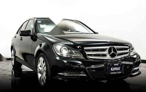 En venta un Mercedes-Benz Clase C 2014 Automático muy bien cuidado