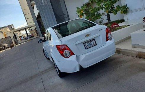 Se vende urgemente Chevrolet Sonic 2014 Automático en Zapopan