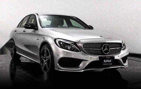 Un excelente Mercedes-Benz Clase C 2018 está en la venta