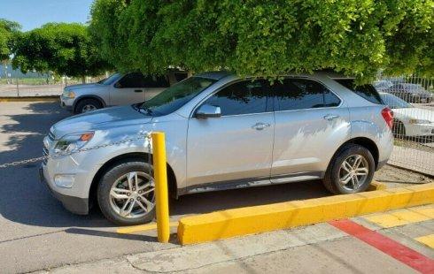 Chevrolet Equinox impecable en Sinaloa más barato imposible