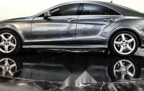 Quiero vender un Mercedes-Benz Clase CLS usado