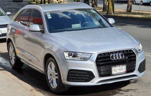 Audi Q3 impecable en Coyoacán más barato imposible