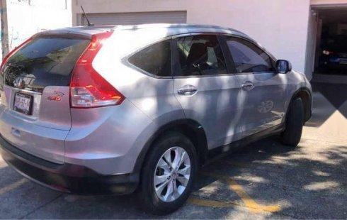 Carro Honda CR-V 2012 en buen estadode único propietario en excelente estado