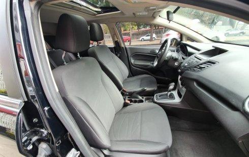 Ford Fiesta impecable en Coyoacán más barato imposible