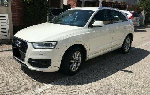 Vendo un carro Audi Q3 2013 excelente, llámama para verlo