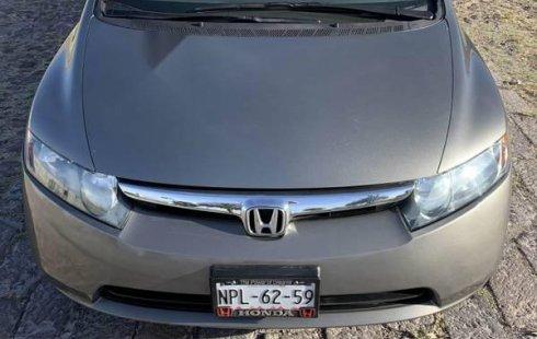 Vendo un Honda Civic en exelente estado