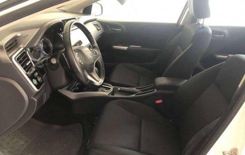En venta un Honda City 2018 Automático en excelente condición
