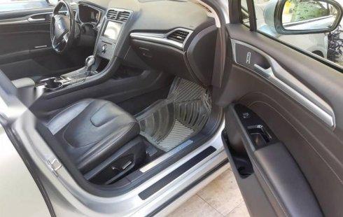 Se pone en venta un Ford Fusion