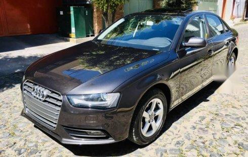 En venta un Audi A4 2014 Automático en excelente condición