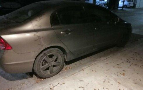 Urge!! Un excelente Honda Civic 2008 Automático vendido a un precio increíblemente barato en Nuevo León