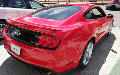 Vendo un Ford Mustang impecable