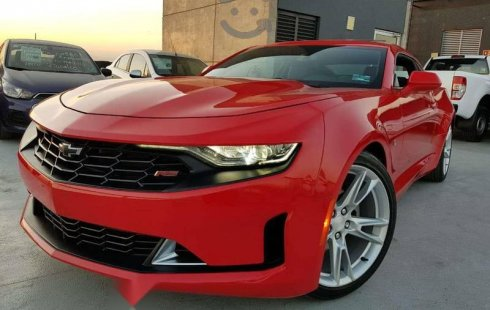 Vendo un Chevrolet Camaro en exelente estado