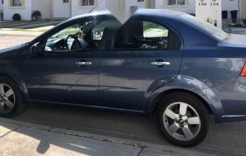 Se vende un Chevrolet Aveo 2012 por cuestiones económicas