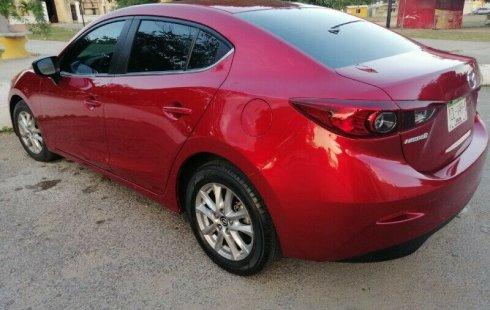 Tengo que vender mi querido Mazda Mazda 3 2018
