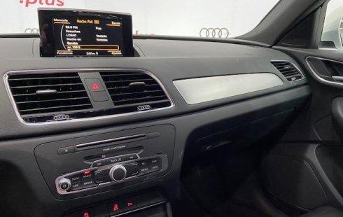 Tengo que vender mi querido Audi Q3 2017