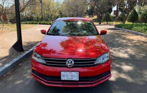 Quiero vender urgentemente mi auto Volkswagen Jetta 2018 muy bien estado