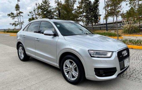 Quiero vender urgentemente mi auto Audi Q3 2013 muy bien estado