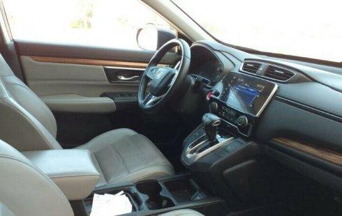 Urge!! Un excelente Honda CR-V 2017 Automático vendido a un precio increíblemente barato en Amozoc