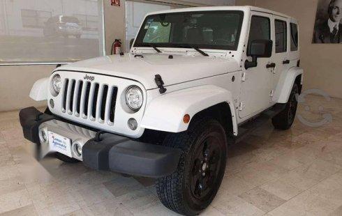 Tengo que vender mi querido Jeep Wrangler 2017