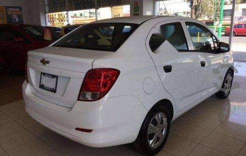 Chevrolet Beat usado en Coyoacán
