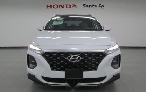 Vendo un Hyundai Santa Fe