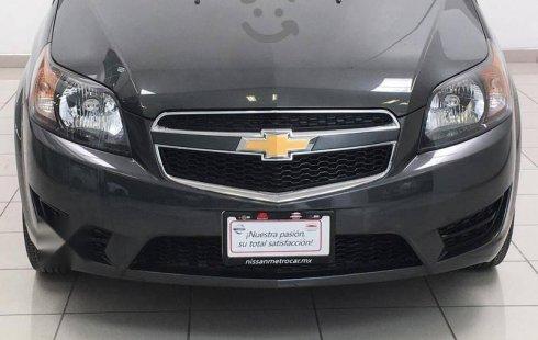 Chevrolet Aveo 2017 impecable