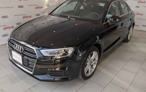 Urge!! Un excelente Audi A3 2019 Automático vendido a un precio increíblemente barato en Huixquilucan