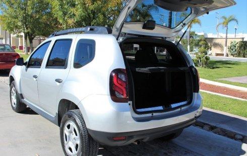 Renault Duster impecable en Aguascalientes