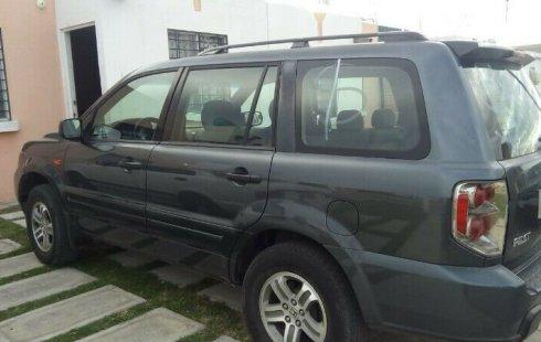 Urge!! Un excelente Honda Pilot 2006 Automático vendido a un precio increíblemente barato en Aguascalientes