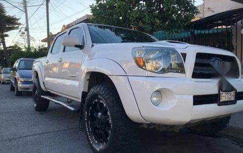 Toyota Tacoma usado en Aguascalientes