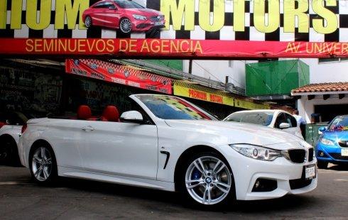 Se vende urgemente BMW Series 4 2016 Automático en Coyoacán