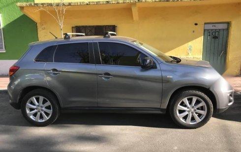 Se vende urgemente Mitsubishi ASX 2014 Automático en Miguel Hidalgo