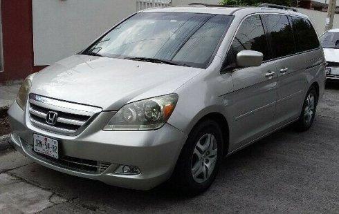 Honda Odyssey 2006 barato en Jalisco