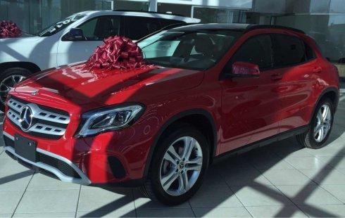 Mercedes-Benz Clase GLA 2020 barato en Aguascalientes