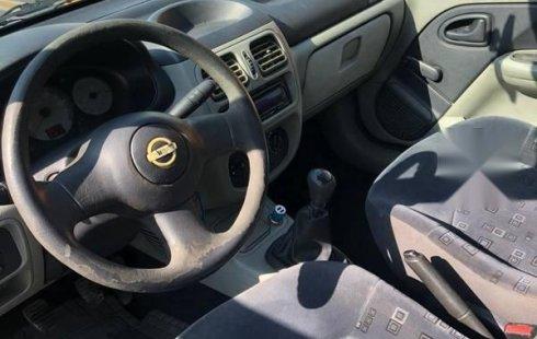 Un excelente Nissan Platina 2006 está en la venta