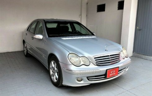 No te pierdas un excelente Mercedes-Benz Clase C 2008 Automático en Jalisco